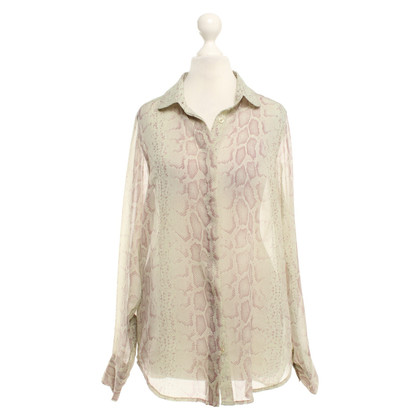 French Connection Blouse met dierenprint