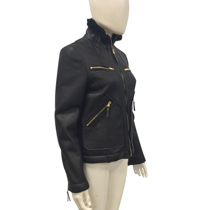 Marc by Marc Jacobs shearling Jacket
