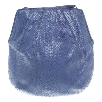 Bottega Veneta Shoulder bag made of snakeskin