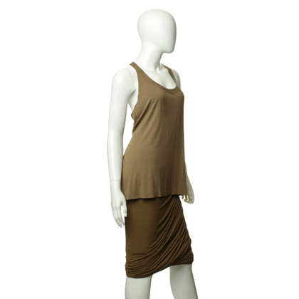 Donna Karan Combination of top and skirt