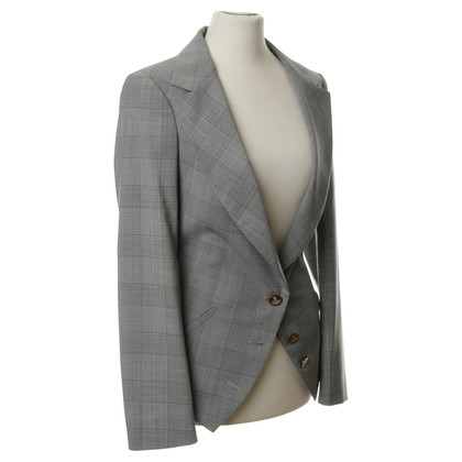 Vivienne Westwood Blazer with Prince of Wales check