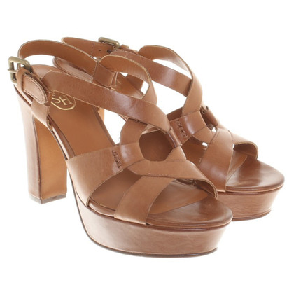 Ash Sandals in brown