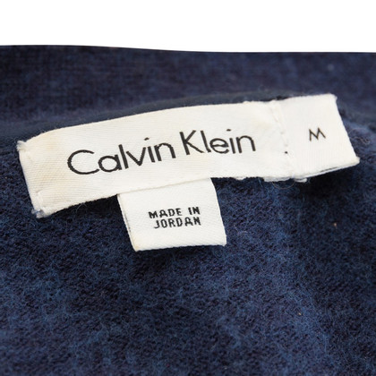 Calvin Klein Strickjacke in Marineblau