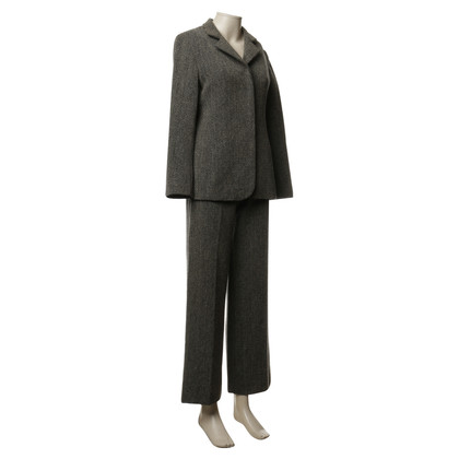 Max Mara Trouser suit with wool