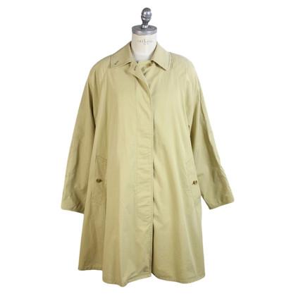 Burberry Burberry beige cotton coat