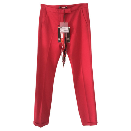 MSGM in Rot in Hose Rot Rot Hose Rot MSGM wErqnRzwY
