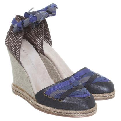 Marc Jacobs Sandals with wedge heel