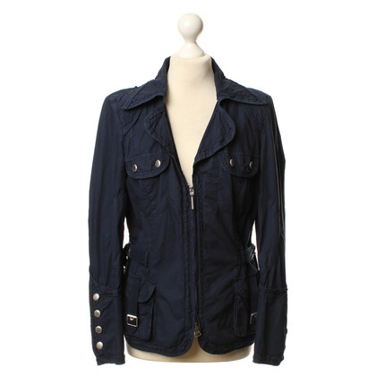 Luisa Cerano Jacket in dark blue