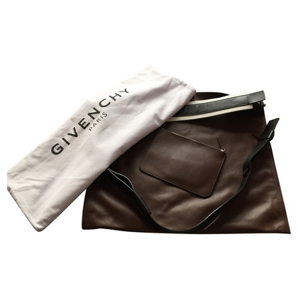 Givenchy Postino Large Flat Satchel Bag