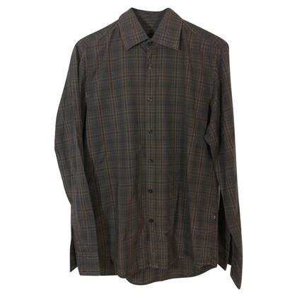 Hugo Boss Checkered blouse