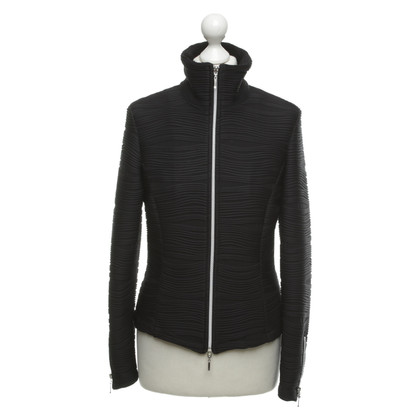Other Designer Joseph Ribkoff - Jacket in Black