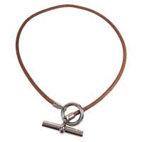 """Hermès """"Glenan Double Tour"""" bracelet"""