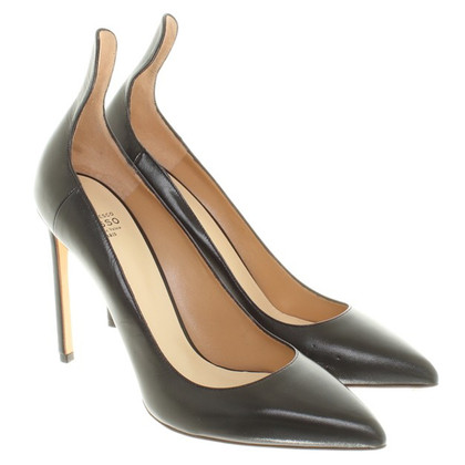 Francesco Russo pumps in black