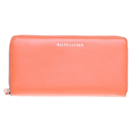 Ralph Lauren Portemonnaie in Orange