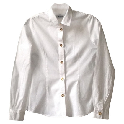 Moschino Blouse in wit
