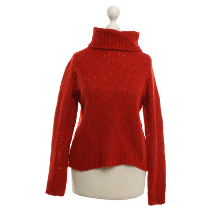 Isabel Marant Maglione in rosso