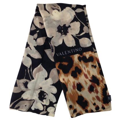 Valentino Scarf in cashmere / silk