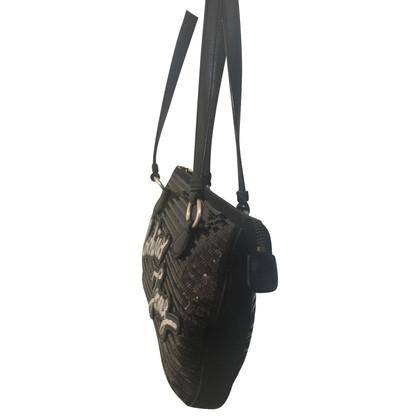 Moschino Moschino Jeans - borsa di paillettes