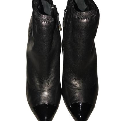 Chanel Stiefeletten aus Leder