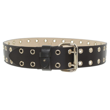 Alexander McQueen Belt with studs