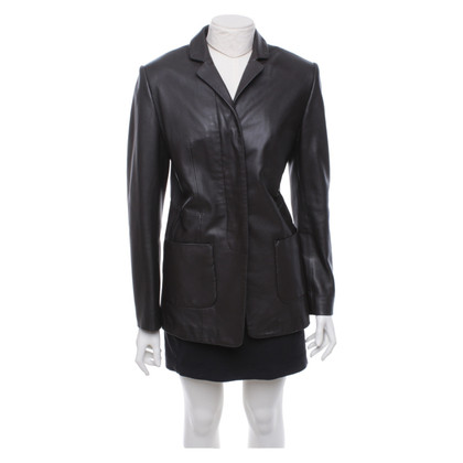 Burberry Jacket made of leather