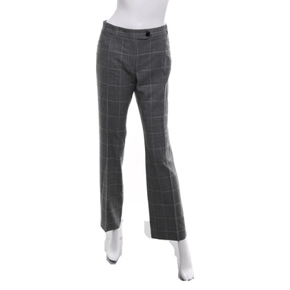 Dolce & Gabbana trousers with checked pattern