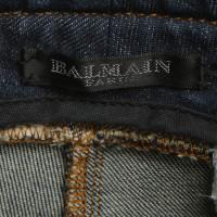 Balmain Jeans in biker style