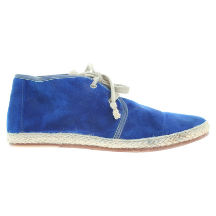 N.d.c. Made by Hand Scarpe stringate in blu