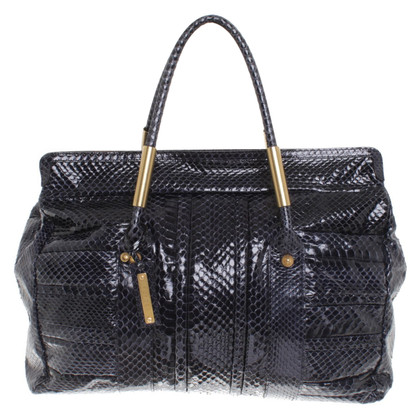 Escada Shopper in dark blue