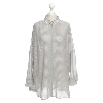 Max Mara Blouse with striped pattern
