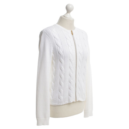 Ralph Lauren Cardigan in white