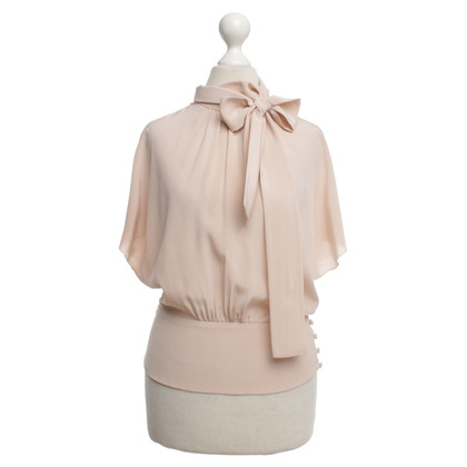 Red Valentino blouse nude