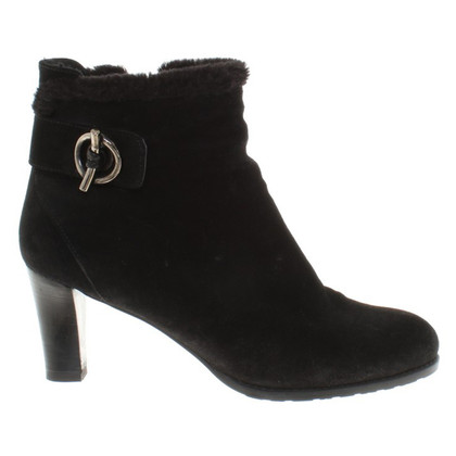 Stuart Weitzman Ankle boots in black