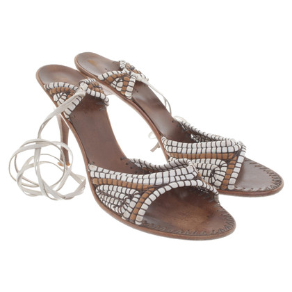 Bottega Veneta Leather sandals