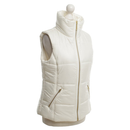 Juicy Couture Vest in Cream
