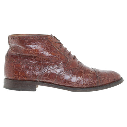 Fratelli Rossetti Ankle boots in brown