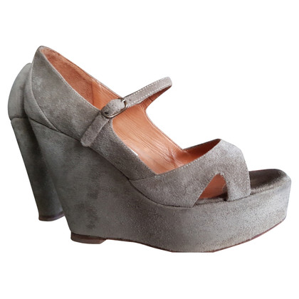 L'autre Chose Sandals Wedge
