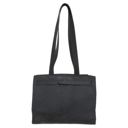 Jil Sander Shoulder bag in dark gray