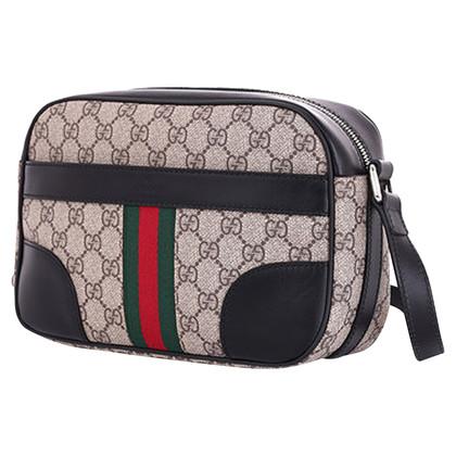 Gucci Lederen schoudertas