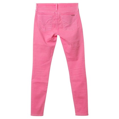 Hudson Jeggings in rosa