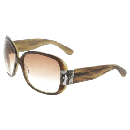 Marc Jacobs Sonnenbrille in Braun