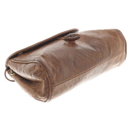 Andere Marke Trussardi - Handtasche in Braun Ocker Auslass 2018 Neu Exklusive Verkauf Online Auslass Extrem Spielraum Echt Spielraum Viele Arten Von eUODIuVj