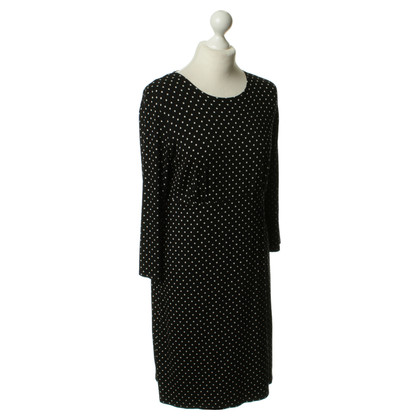 Agnès B. The Polkadot pattern Jersey dress