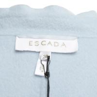 Escada Blazer in lichtblauw