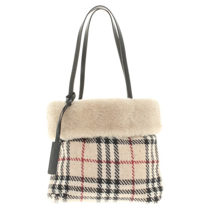 Burberry Borsa in pelle di agnello con