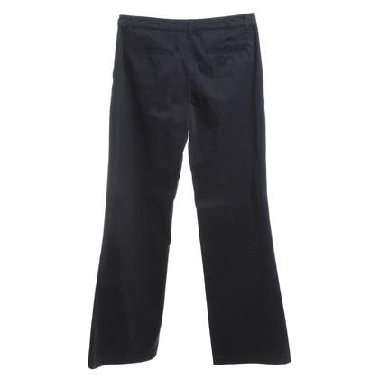 Whistles Pantalone in blu scuro
