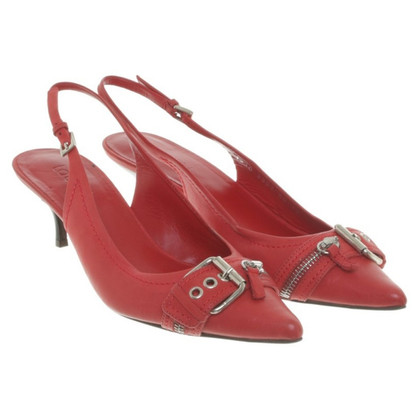 Laurèl Sandals in red