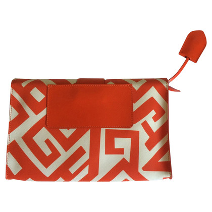 Patrizia Pepe clutch made of leather