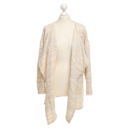 Maison Scotch Cardigan Beige