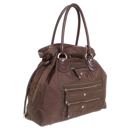 Tod's Nylon shoulder bag in Brown